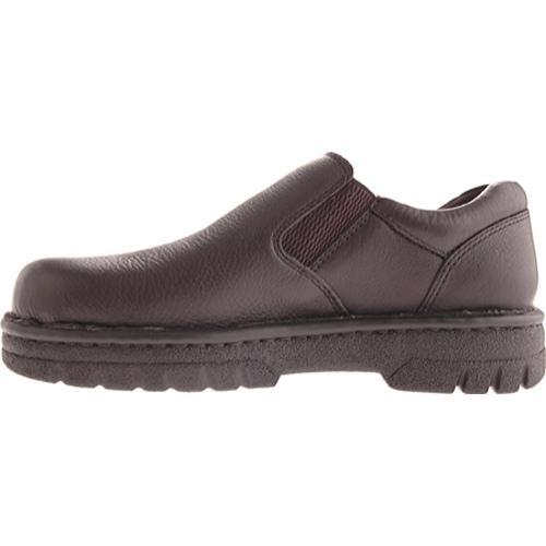 Men's Eastland Newport Black Leather