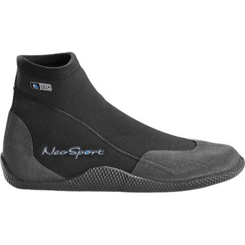 NeoSport Wetsuits 3mm Low Top Boot Black