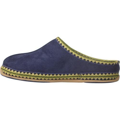 Men's Slipperooz Wherever Navy