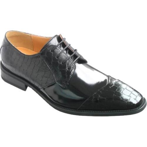Men's Zota 7628 Black Leather