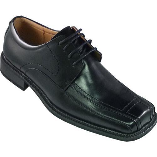 Men's Zota A8032 Black Leather