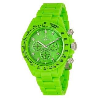 ToyWatch Women's 'Plasteramic' Tachymeter Watch
