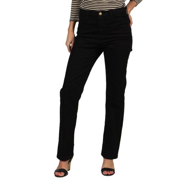 Women's Black Grace Jean Pants