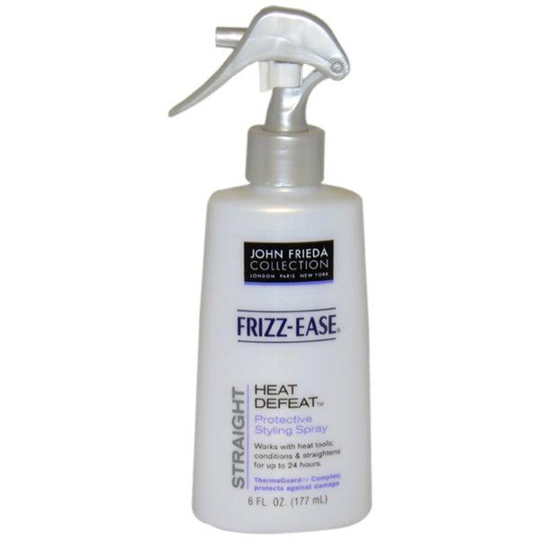 John Frieda Frizz Ease Heat Defeat 6-ounce Protective Styling Spray