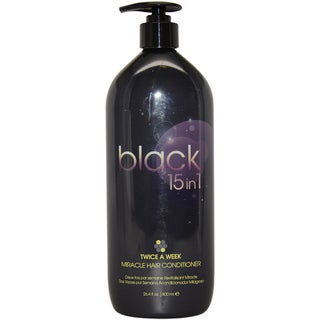 Black 15 in 1 Miracle 26.4-ounce Hair Conditioner
