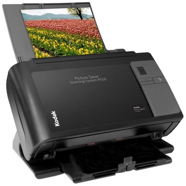 Kodak PS50 Sheetfed Scanner - 600 dpi Optical