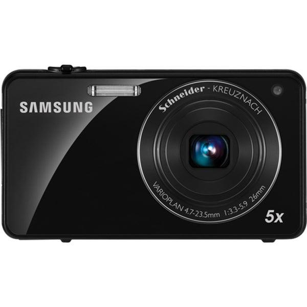 Samsung ST700 16MP Black Digital Camera