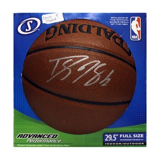 Dwight Howard Autographed Basketball