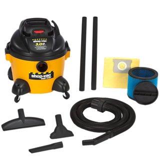 Shop Vac 6 Gallon Wet/ Dry Vacuum