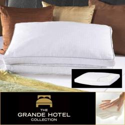 Grande Hotel Collection Memory Foam Cluster Pillow