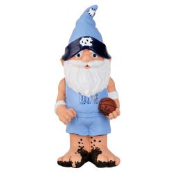 North Carolina Tar Heels 11-inch Thematic Garden Gnome