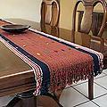 Cotton 'Guatemala Highlands' Table Runner (Guatemala)