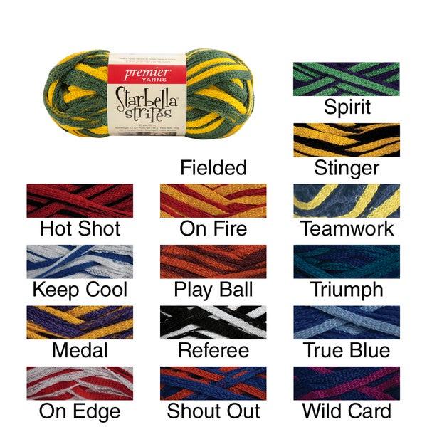 Starbella Stripes Yarn