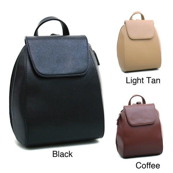Dasein Women's Classic Mini Fashion Backpack