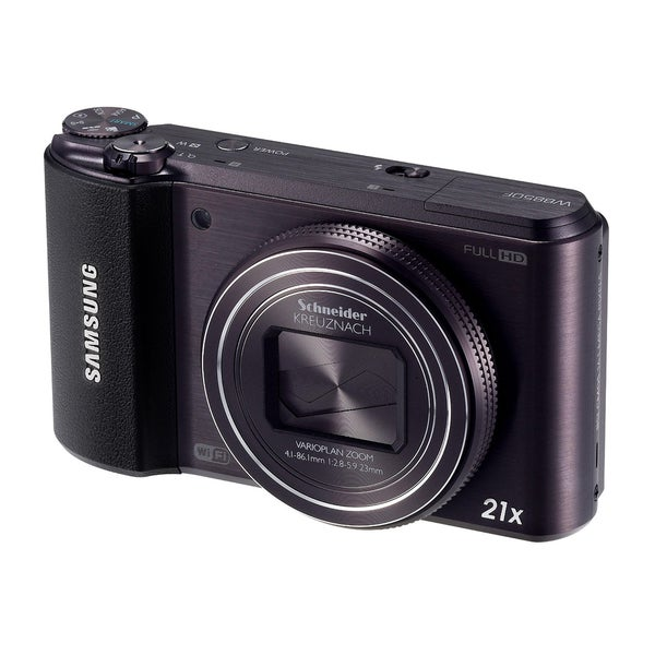 Samsung WB850F 16MP Black Digital Camera