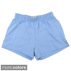 American Apparel Girls' Thick Knit Jersey P.E. Shorts