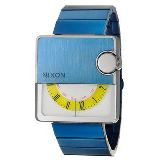 Nixon Men's Stainless Steel 'Murf' Rotolog Watch