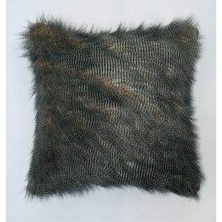 Jar Designs 'Ostrich Fur' Throw Pillow