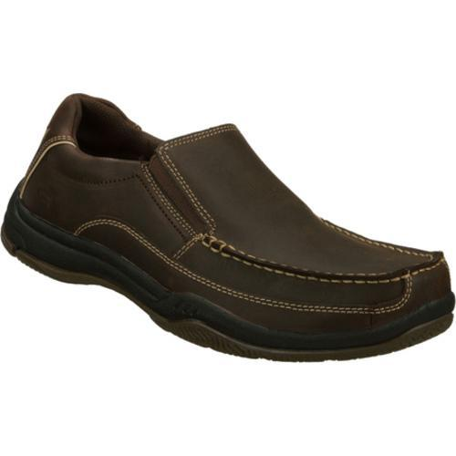 Men's Skechers Relaxed Fit Valko Niguel Fudge