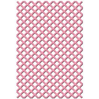 Spellbinders Shapeabilities Expandable Pattern Dies-Basic Lattice