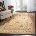 Farahan Green/ Cream Rug