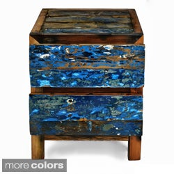 Ecologica Reclaimed Wood Night Stand
