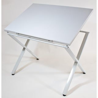 Martin X-Factor Drawing and Hobby Table with Melamine Top