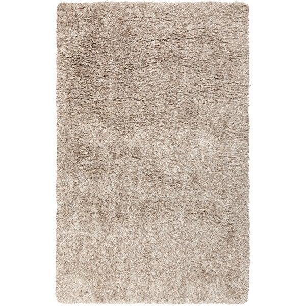 Hand-woven Garland New Zealand Wool Blend Soft Shag
