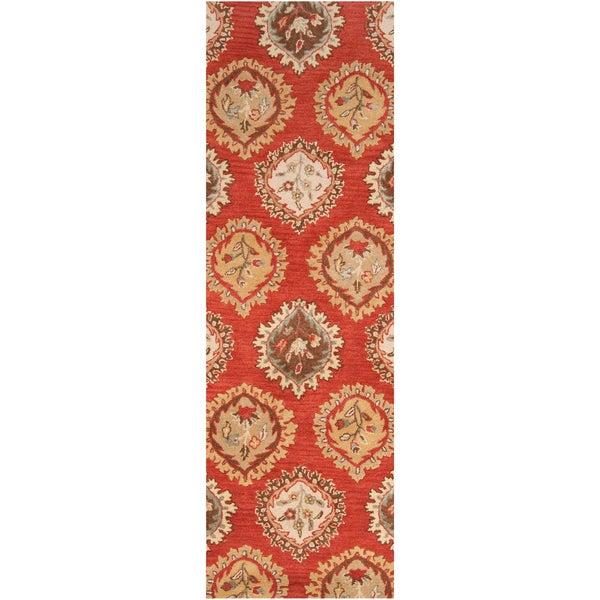 Hand tufted Humble Wool Rug