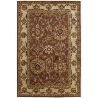 Nourison Hand Tufted Jaipur Wool Rug