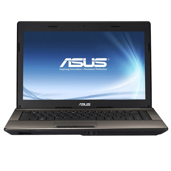"ASUS X44H-BD2GS i3 2.2GHz 500GB 14"" Laptop (Refurbished)"