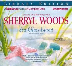 Sea Glass Island: Library Edition (CD-Audio)
