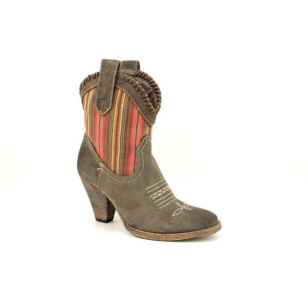 Volatile Women's 'Silverton' Leather Boots