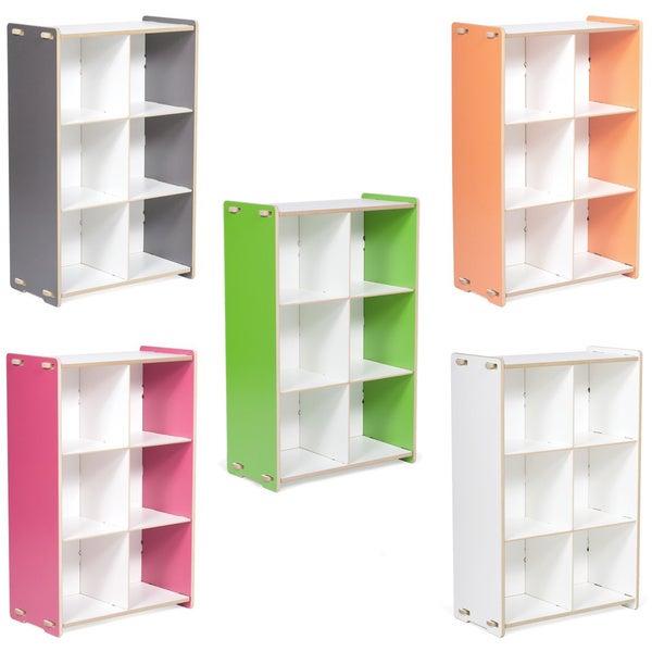 Sprout Kid's 6-cubby Storage Shelf