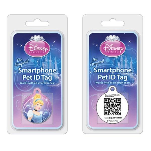 "Platinum Pets Disney 1.5"" Smartphone Pet ID Tag"