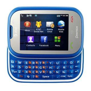 Pantech Pursuit P9020 GSM Unlocked Cell Phone