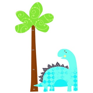 Babysaurus Peel & Stick Metric Growth Chart
