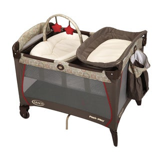 Graco Pack 'n Play Playard with Newborn Napper in Forecaster