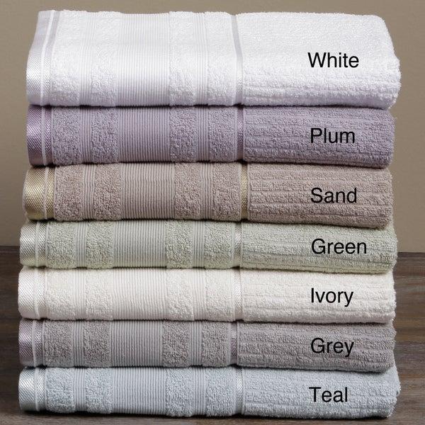 Tatiana Ringspun Cotton 6-piece Towel Set