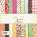 "Hopscotch Paper Pad 6""X6"" 36/Sheets-"
