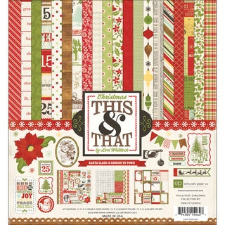 This & That Christmas Collection Kit 12