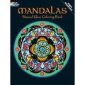 Dover Publications-Mandalas Stained Glass Color B