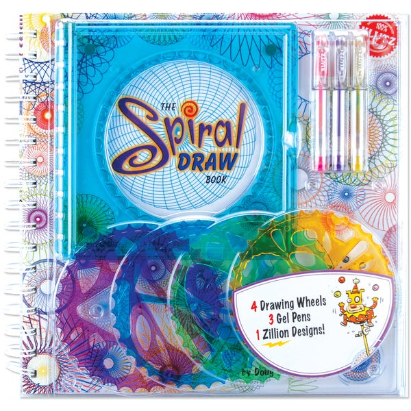 The Spiral Draw Book Kit-
