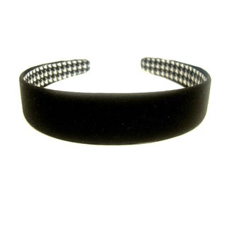 Crawford Corner Shop One-Inch Black Headband