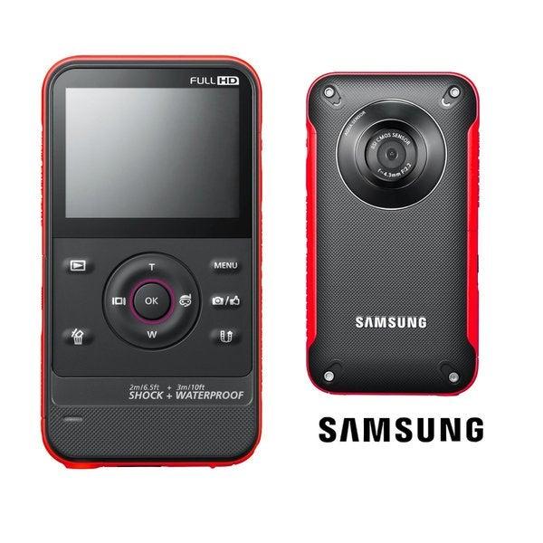Samsung HMX-W300 Pocket Camcorder
