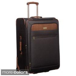 """Tommy Bahama Retreat II 28"""" Wheeled Upright Suitcase"""