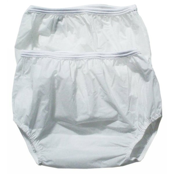 American Baby Company Dappi Waterproof Nylon Diaper Pants (Set of 2)