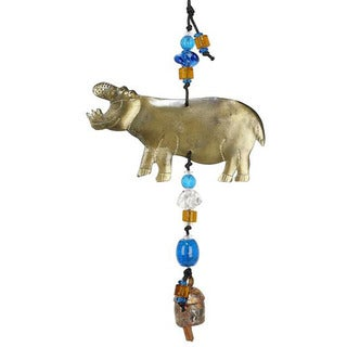 Hungry Hippo Wind Chime (India)
