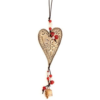 Heart on the Wind - Wind Chime (India)
