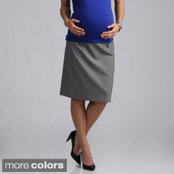 Ashley Nicole Maternity Career Pencil Skirt